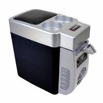 Mini Refrigerador Portatil Calienta Enfria Carro / Casa 12v