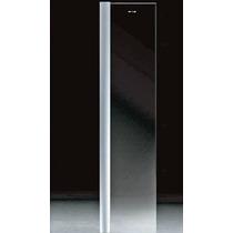 Cancel De Baño Fijo Puertas De Cristal Templado (.50x2.00m)