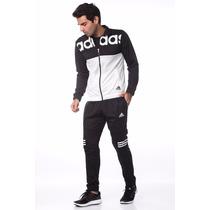 Pants Conjunto Deportivo Adidas Entubado Caballero Originale