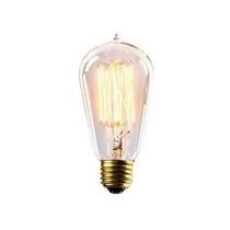 Conjunto De 4 Vendimia Bushwick St18 Filamento De Los Bulbos