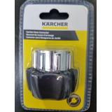 Karcher Conector Metálico Mangueras Jardín Presión Xtrm P