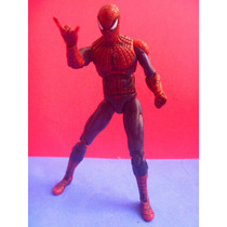 Marvel Universe Spiderman Wave 1 2009 #001 Variante Oscura