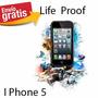 Funda Lifeproof Case Fre Sumergible Resistente Iphone 5 5s