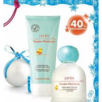 Perfumes De Bebe Tender Moments Set Colonia,crema Y Shampoo