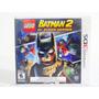 Lego Batman 2 Dc Super Heroes 3ds ¡usado!  En Tecno-gaming