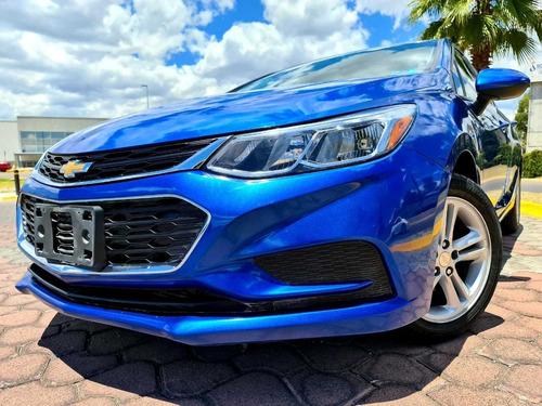 Chevrolet Cruze 1.4 Ls Mt 2017