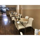 Sillas Y Mesas Restaurantes Cafeterias En Patina