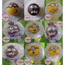Manzanas Mamuts Bombones Cupcakes Decorados Para Fiestas