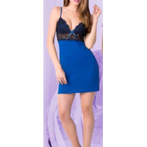 Vicky Form Pijama Camison Elegante Coqueto Mod.4607