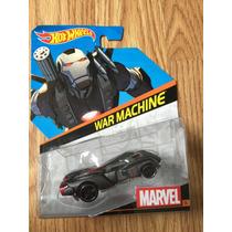 War Machine Marvel Hot Wheels