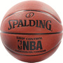 Balon De Basketball Spalding Nba Grip Control Indoor/outdoor