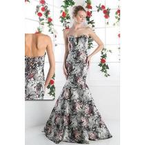 Vestido De Fiesta Importado Cinderella Divine Corte Sirena