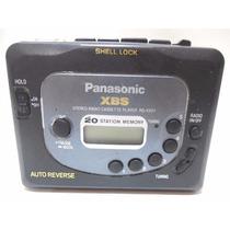 Radio Grabadora Walkman Cassetera Panasonic Reproductor E931