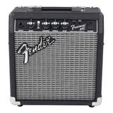 Amplificador Fender Frontman 10g 10w Transistor Negro Y Plata 110v