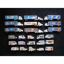 Coleccion D Camioncitos Repartidores Bimbo Desde Los Años40s