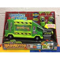 Camion O Truck De The Trash Pack De Basuritos Es 100% Nuevo