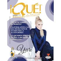 Yuri Revista Que Magazine Usa