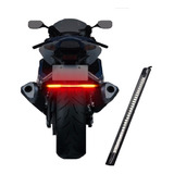 Tira Motocicleta 48 Led Flexible Luz De Freno Y Direccional