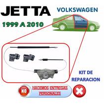 99-10 Volkswagen Jetta Kit Reparacion Elevador Delantero Der