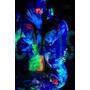 Pintura Neon Fosforescente Glow Para Body Paint Lucis