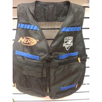 Nerf N-strike Elite Tactical Vest (chaleco Tactico)