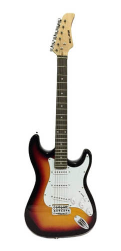 Guitarra Electrica Bellator Paquete Amplificador Y Accesorio