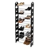 Zapatera Rack Organizador Zapatos 10 Niveles Super Resistent