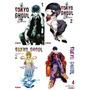 Manga Tokyo Ghoul Tomos 1 Al 10 Precio Por C/u Panini