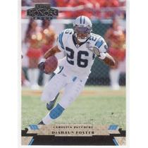 2005 Playoff Honors Deshaun Foster Carolina Panthers