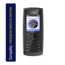 Celular Nokia X1-00 Gsm Radio Fm Mp3 Microsd Sms