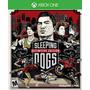 Juego Xbox One Código Sleeping Dogs: Definitive Edition