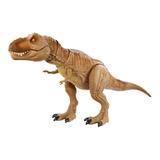Jurassic World T.rex Rugido Épico  Dinosaurio De Juguete