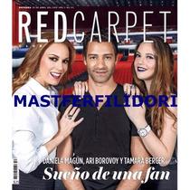 Ari Borovoy Daniela Magun Revista Red Carpet Kabah Ov7