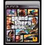 Juego Grand Theft Auto V Gta 5 Para Ps3. Nuevo Y Sellado