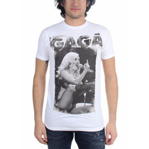 Lady Gaga - Finger Unisex T-shirt T: L, M