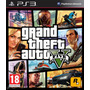 Grand Theft Auto V Gta V Ps3 + Online