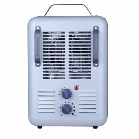 Calentador electrico de abanico termostato ajustable - Calentador electrico precio ...