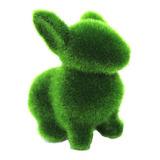 Figura Animalito De Pasto Artificial Para Jardin Decoracion Mascota Conejo Perro Ardilla