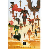 Dc Comic Dc Black Label Kingdom Come Tapa Dura Español