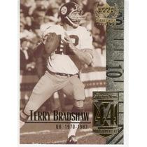 1999 Upper Deck Century Legends Top 50 Terry Bradshaw Qb