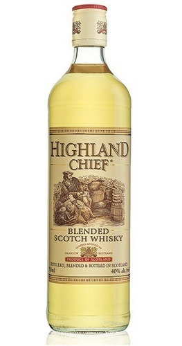 Whisky Highland Chief 750 Ml