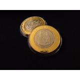 Moneda 20 Pesos 50 Aniversario Plan Dn 3 Iii En Capsula
