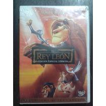 Nuevo Dvd El Rey Leon Disney Español Ingles Disney 2 Discos