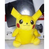 Peluche Pikachu Pokemon Squirtle Charizard Retromex V