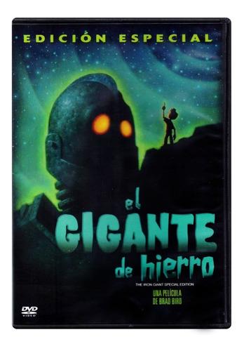 El Gigante De Hierro Iron Giant Pelicula Envio Gratis Dvd