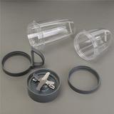 Set De Repuesto Para Nutribullet Easy Clean Up, De Plástico,