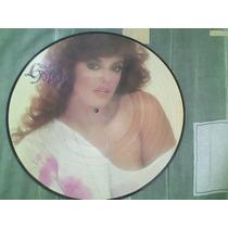 Fotodisco Lp De Acetato Lucia Mendez, Solo Una Mujer
