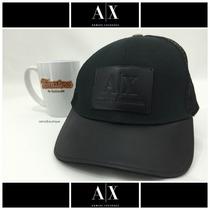 Gorras A I X Armani Exchange Mesh Logo Trucker Envió Gratis