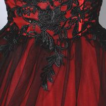 Vestido Xv Años Rojo Vino Vintage Envio Gratis Z 0084 En