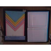Tarjetas Decoradas Con Sobres 10 Cajas C/50 Tarjetas C/u